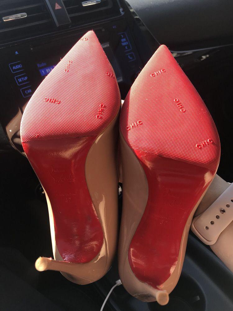 Deluxe Shoe Repair