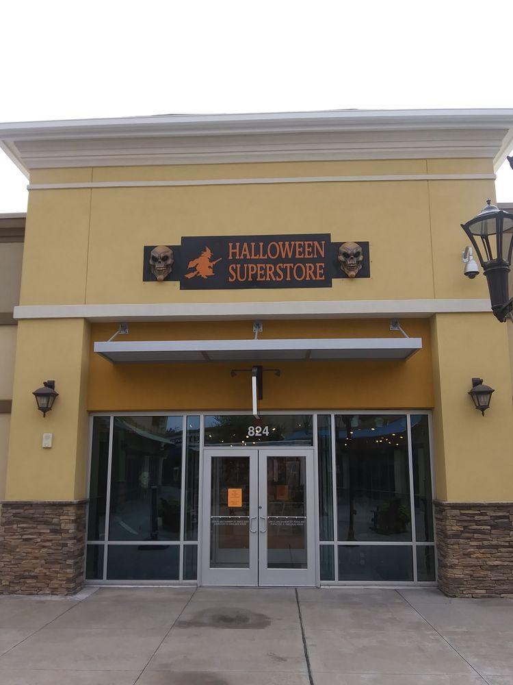 Halloween Superstore: 800 Brevard Rd, Asheville, NC