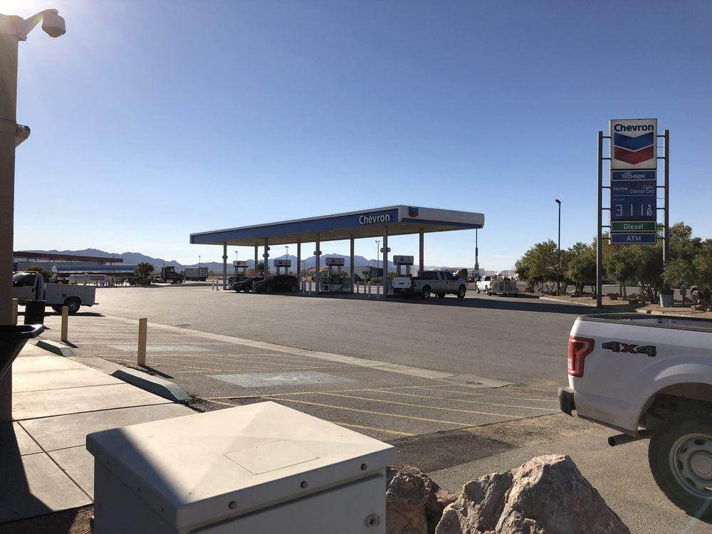 Moapa Paiute Travel Plaza: Interstate 15 Exit 75, Moapa, NV