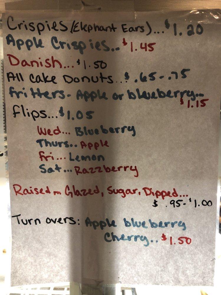 Theresa's Turn Bakery: 1 Franklin St N, Glenwood, MN