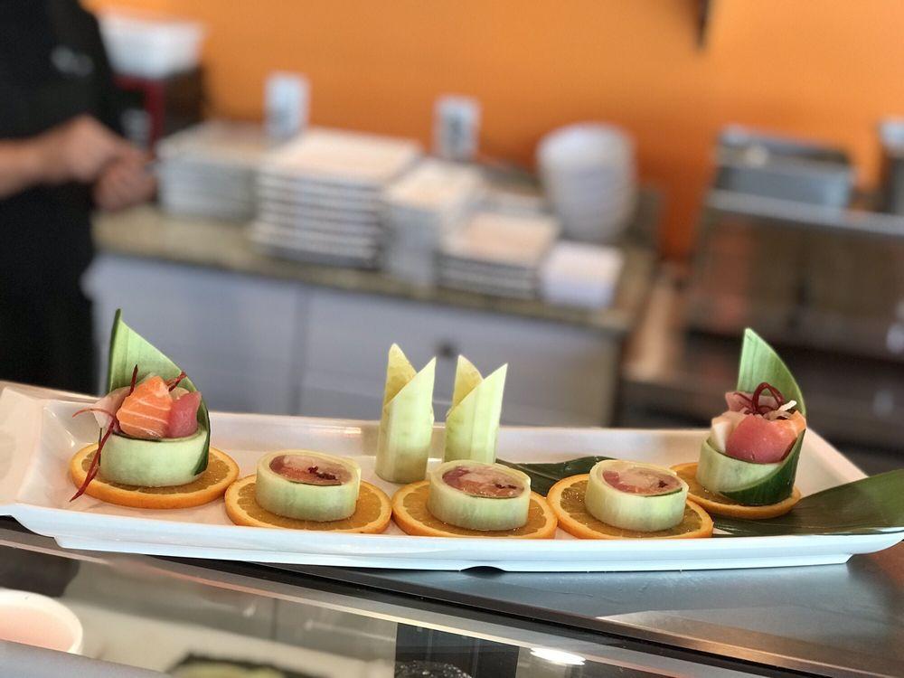Kanpai Japanese Restaurant & Sushi: 5935 Dublin Blvd, Colorado Springs, CO