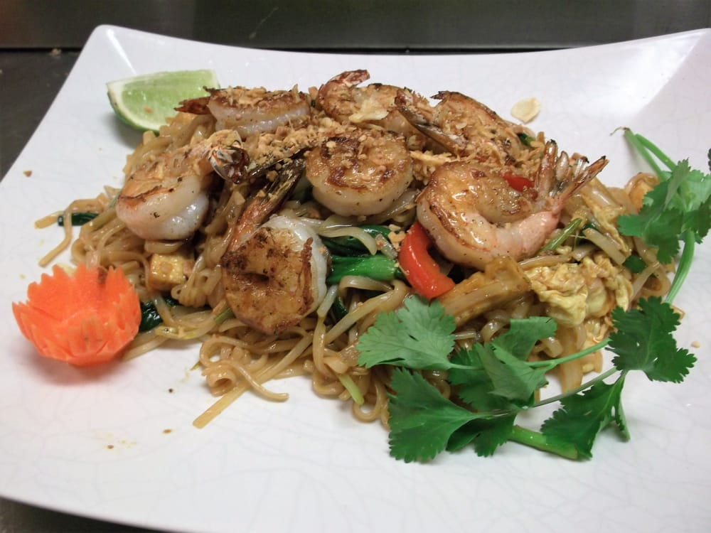 how to cook pad thai noodles for pho