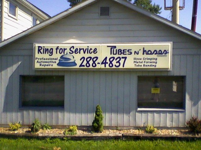 Ring For Service Auto Repair: 3408 E Jackson St, Muncie, IN