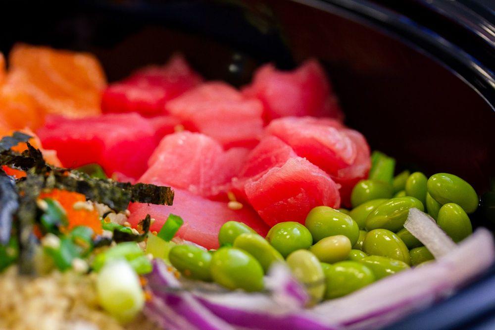 Banban Fusion Eatery: 8251 Greensboro Dr, McLean, VA
