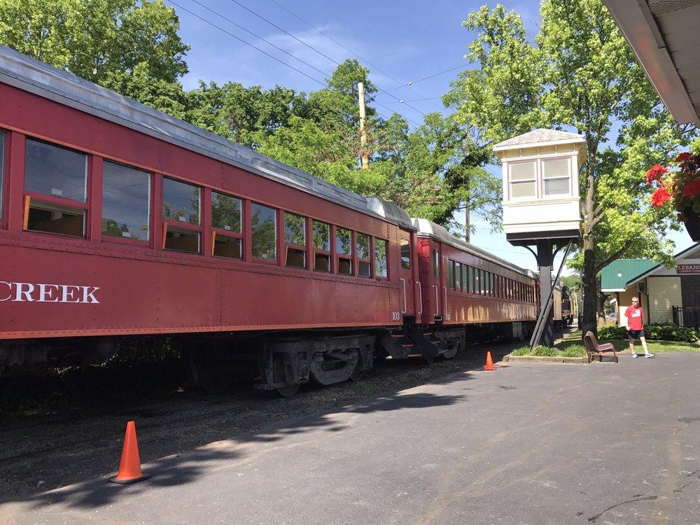 Lebanon Mason Monroe Railroad: 127 S Mechanic St, Lebanon, OH