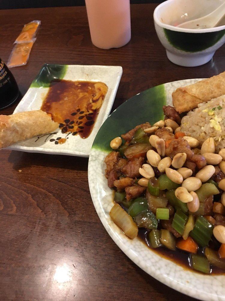 Mr. Wok Chinese Hibachi Grill: 725 Clinch Ave, Clinton, TN