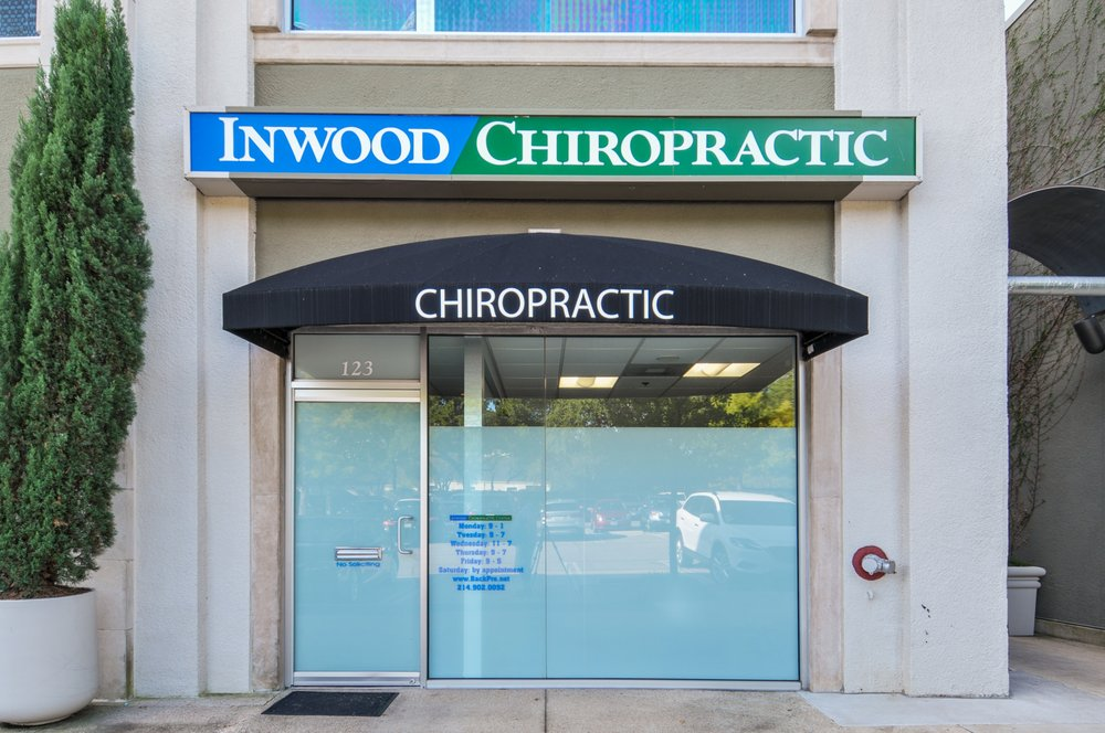 Inwood Chiropractic Center: 7979 Inwood Rd, Dallas, TX