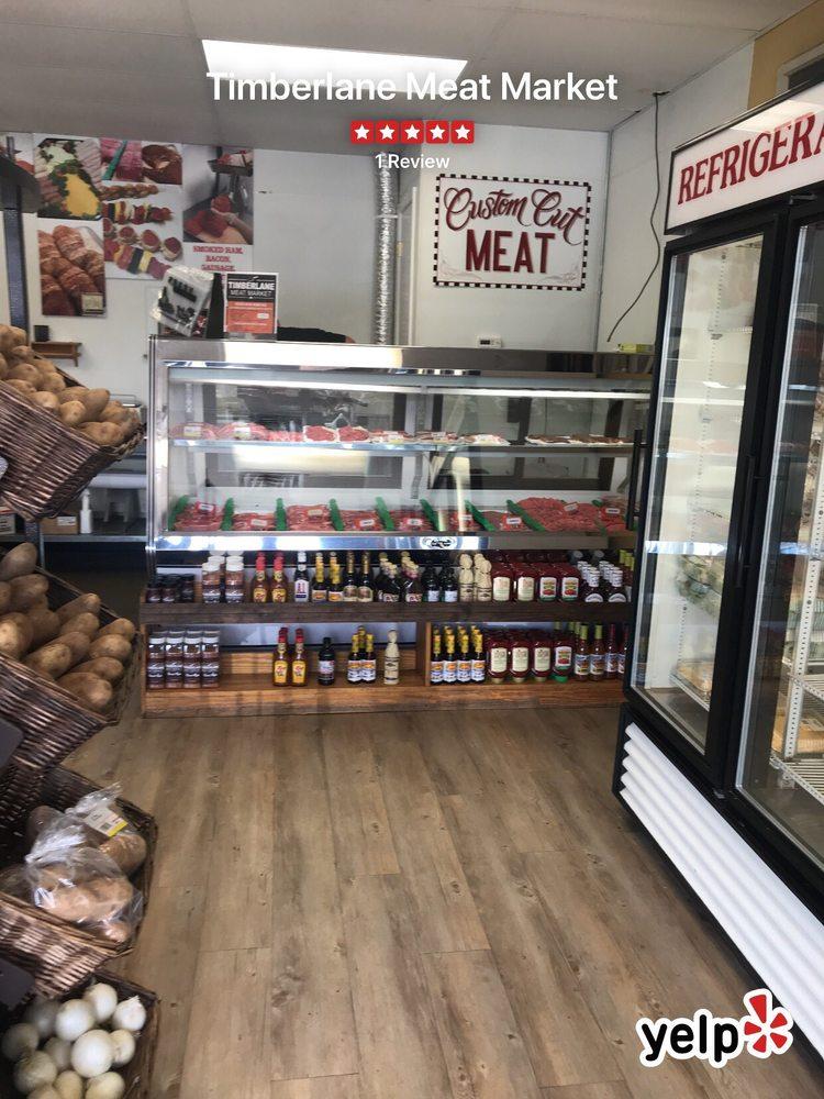 Timberlane Meat Market: 700 S Timberlane Dr, El Dorado, AR