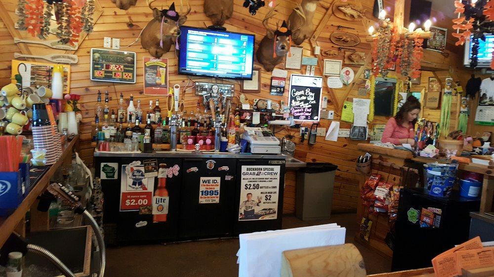 Buckhorn Bar & Grill: 9696 E Co Rd Y, Gordon, WI