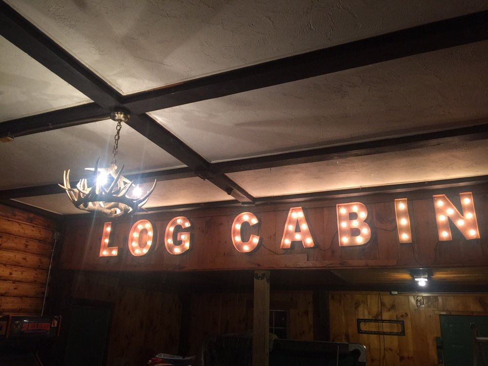The Log Cabin: 135 Westminster St, Fitchburg, MA