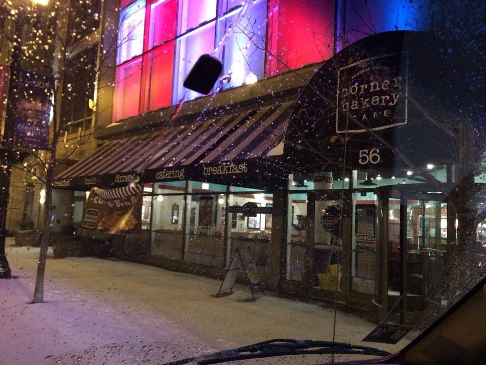 Corner Bakery Cafe Chicago Il