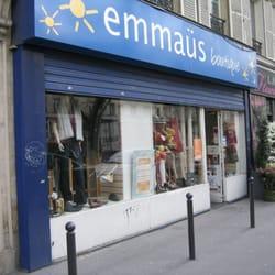 Emma s alternative occasion vintage et d p t vente 11 me paris avis - Emmaus paris depot vente ...