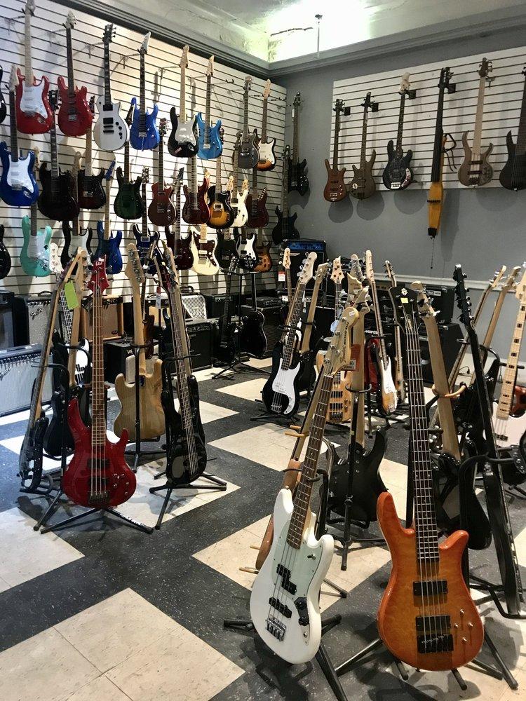 Bronen's Music: 2462 Webster Ave, Bronx, NY