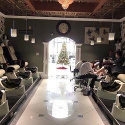Photo Of Natural Nail Spa Durham Nc United States Room