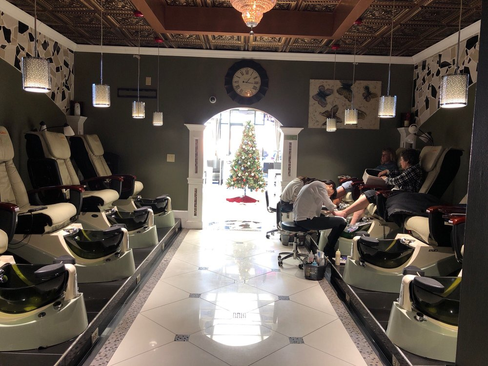 Natural Nail Spa: 1827 Martin Luther King Pkwy, Durham, NC