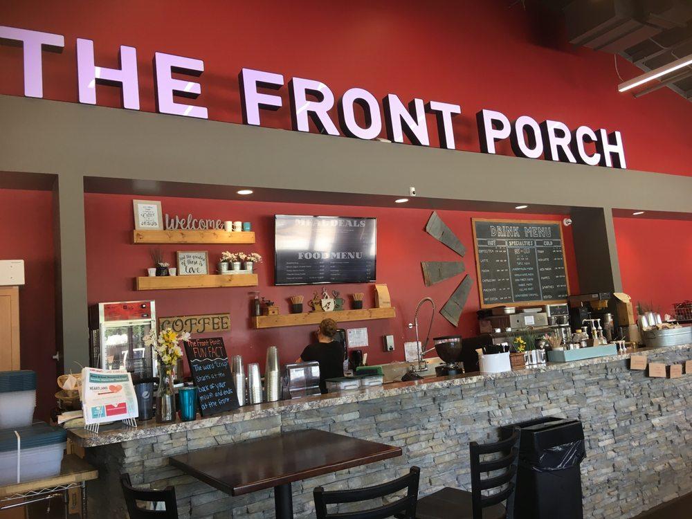 The Front Porch: 5925 Adams St, Lincoln, NE