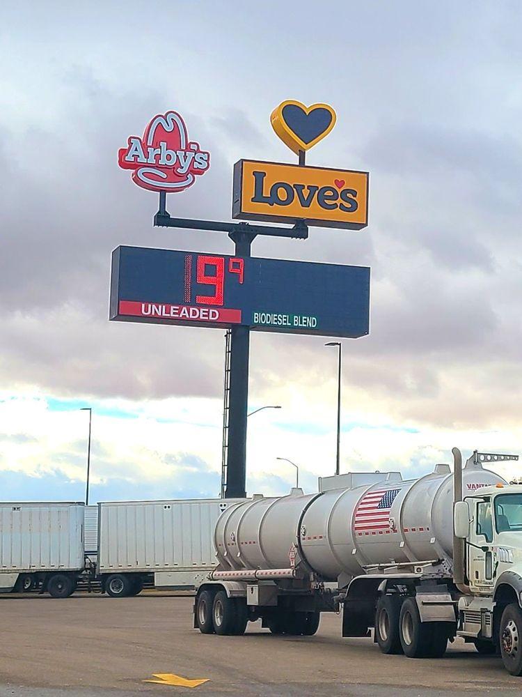 Love's Travel Stop: 1903 Camino Del Llano, Belen, NM