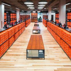 boutique nike usine center