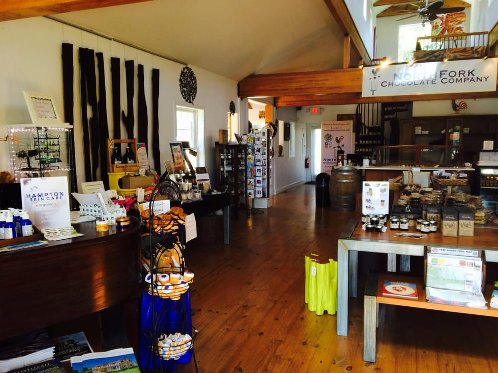 North Fork Chocolate Company: 740 Main Rd, Aquebogue, NY