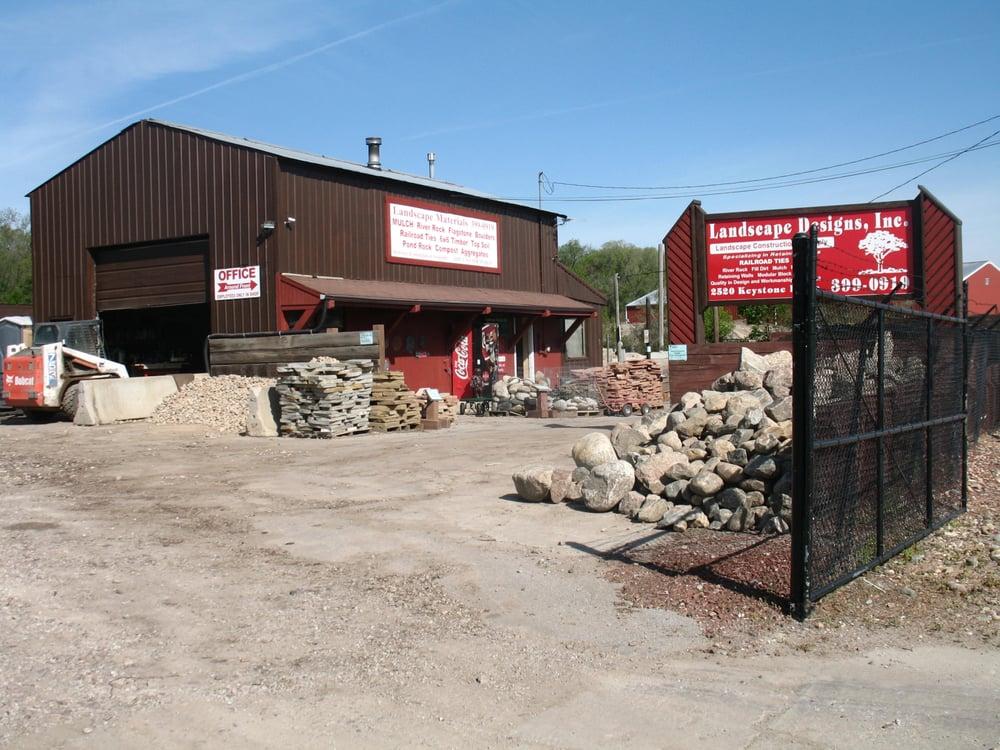 Landscape Designs: 2520 Keystone Dr, Omaha, NE
