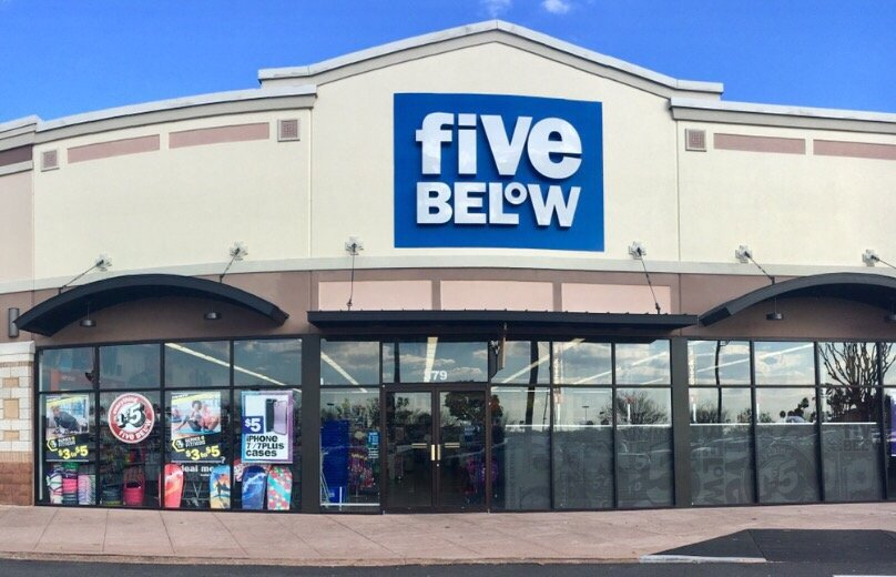 Five Below 23 Photos Discount Store 389 N Alafaya