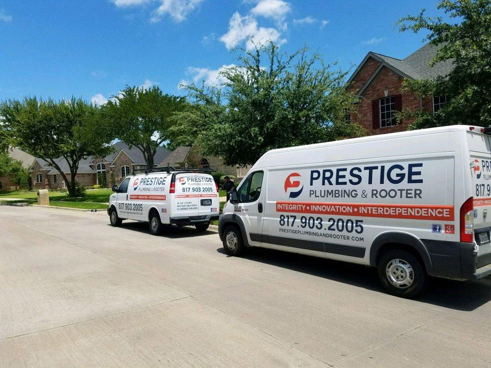 Prestige Plumbing & Rooter: 1097 Schoolhouse Rd, Haslet, TX