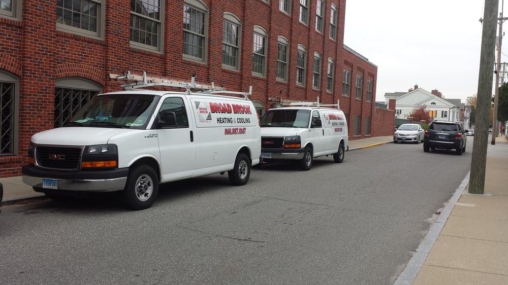 Broad Brook Heating & Cooling Inc: Preston, CT