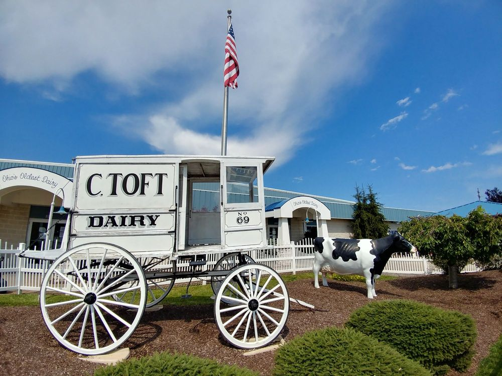 Toft Dairy: 3717 Venice Rd, Sandusky, OH