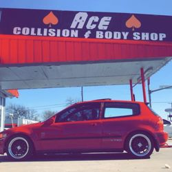 Ace custom s collision get quote 11 photos body - Car interior detailing killeen tx ...