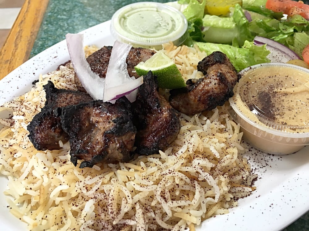 Sizzl'n Kabobs Mediterranean Grill: 1115 S 119th St, Omaha, NE
