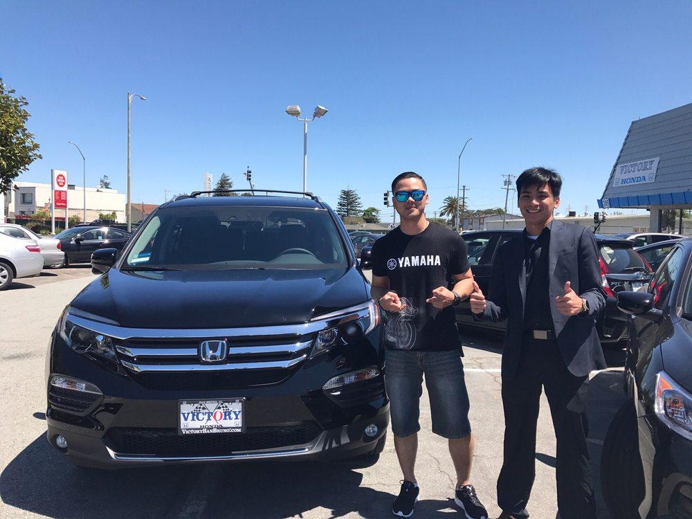 Honda San Bruno >> Victory Honda San Bruno With Glenn Yelp