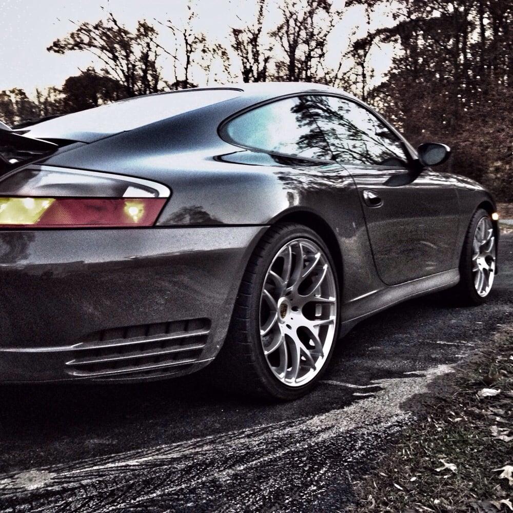 The Porsche Specialist