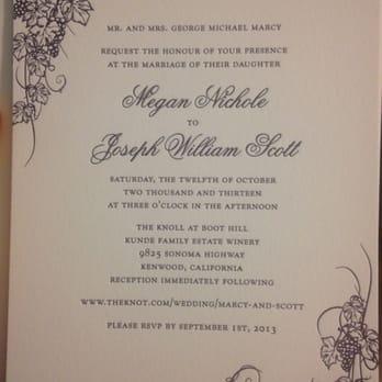 Photo Of Invitations By Ajalon
