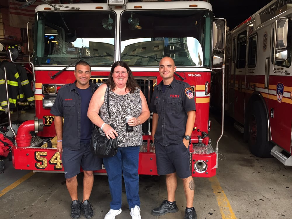 FDNY Engine 54/Ladder 4: 782 8th Ave, New York, NY