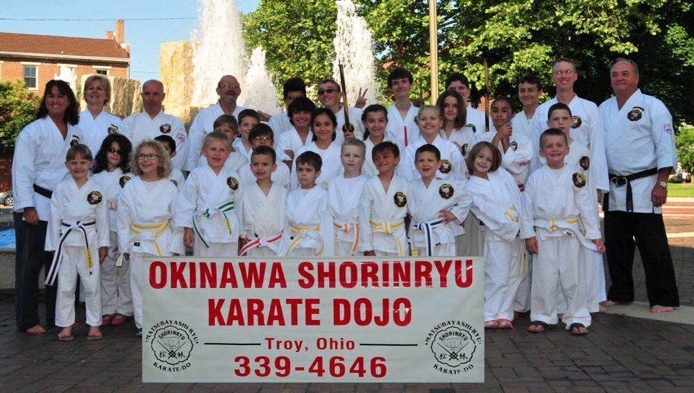 Okinawan Shorin-Ryu Karate Dojo: 2588 State Route 718, Troy, OH