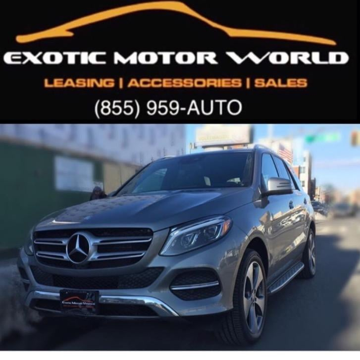Exotic motor world 17 photos car dealers 9014 4th for Motor vehicle in brooklyn