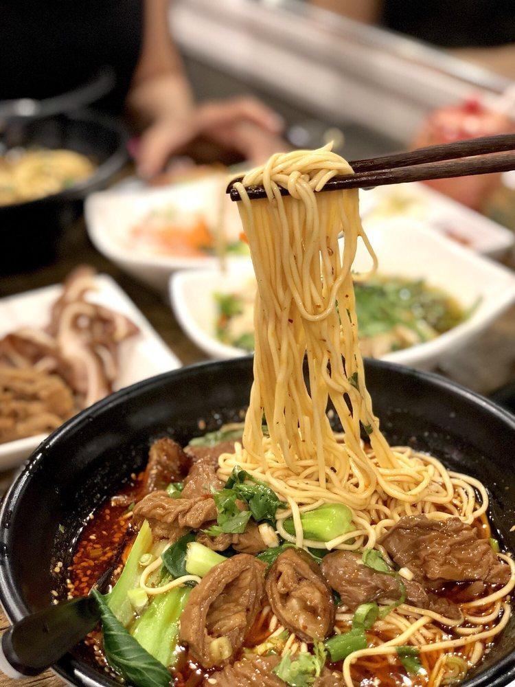 200 Gram Noodles: 3626 Union St, Flushing, NY