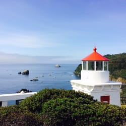 Photo Of Trinidad Bay Bed Breakfast Ca United States Lighthouse