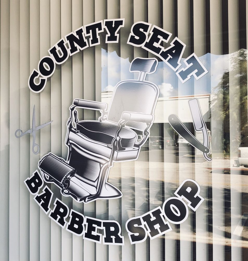 County Seat Barbershop: 170 South Wilson Ave, Bartow, FL