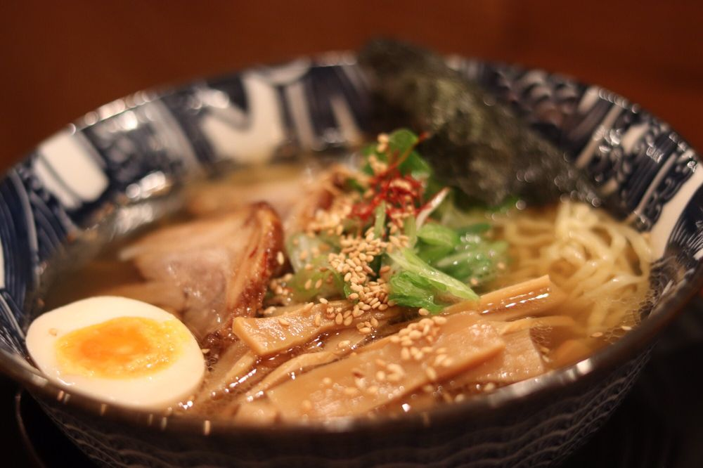 Hinodeya Ramen Bar: 1737 Buchanan St, San Francisco, CA