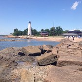 Photo Of Lighthouse Point Park New Haven Ct United States
