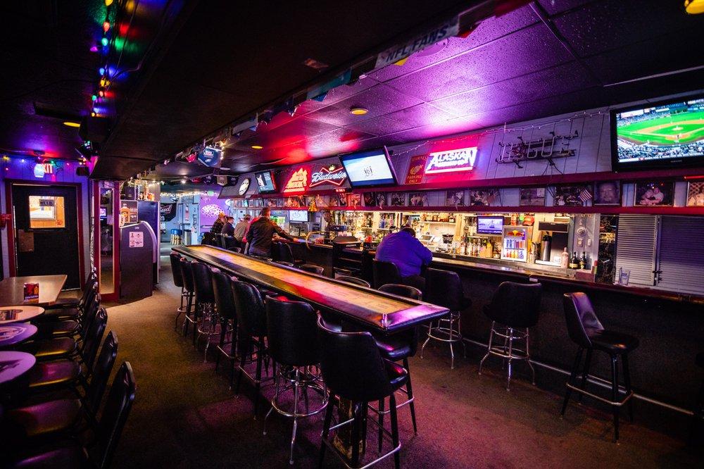 Time Out Lounge: 4600 Old Seward Hwy, Anchorage, AK