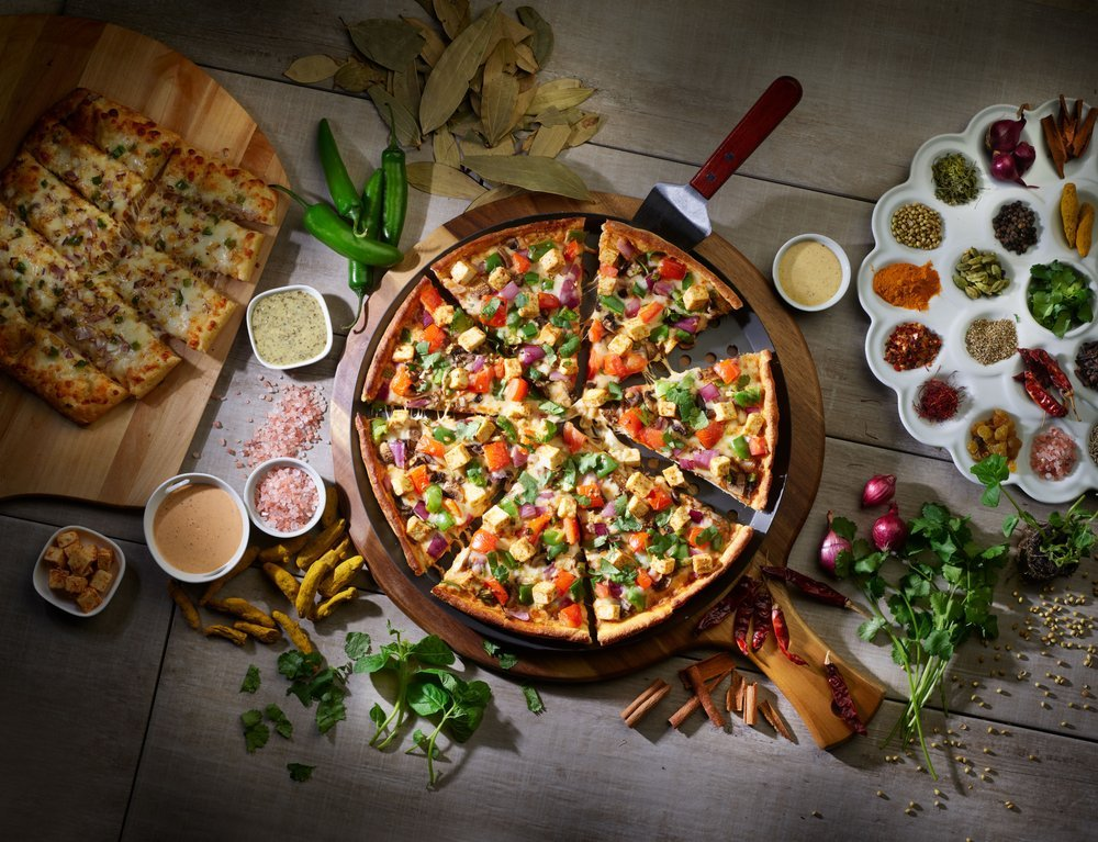 Chicago's Pizza With A Twist: 3950 W Ray Rd, Chandler, AZ