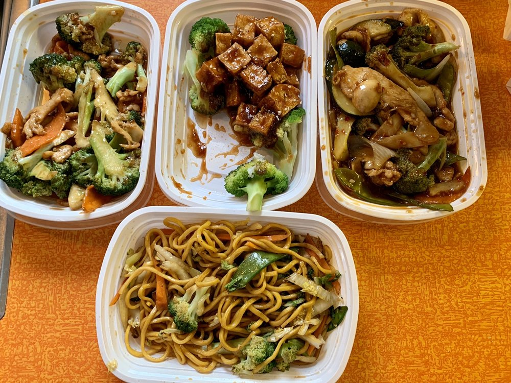 Rice Wok Chinese Restaurant: 3150 Plainfield Ave NE, Grand Rapids, MI