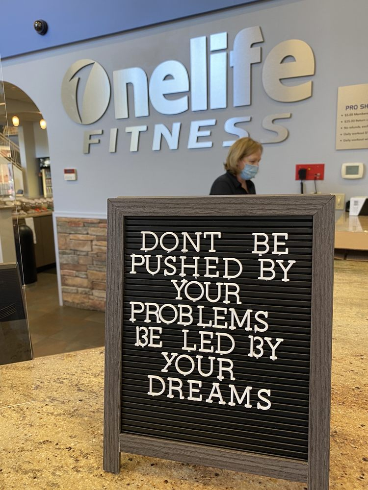 Onelife Fitness - Peachtree City: 1300 Commerce Dr, Peachtree City, GA
