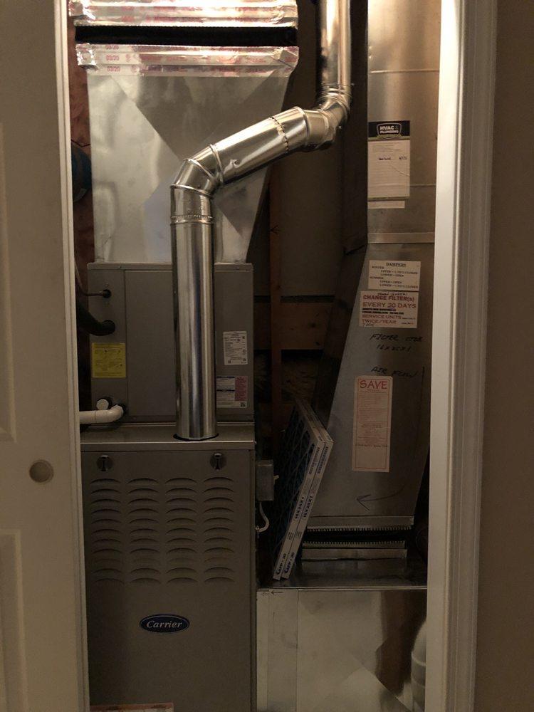 HVAC & Plumbing Unlimited: 9704-A Gunston Cove Rd, Lorton, VA