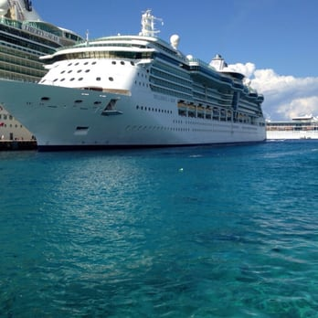 Royal Caribbean Cruise Lines Photos Tours Front St - Cruise ship key west