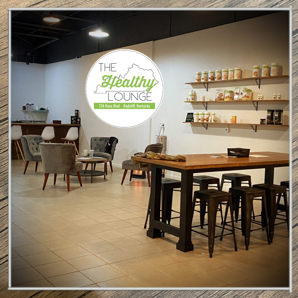 The Healthy Lounge: 734 Knox Blvd, Radcliff, KY