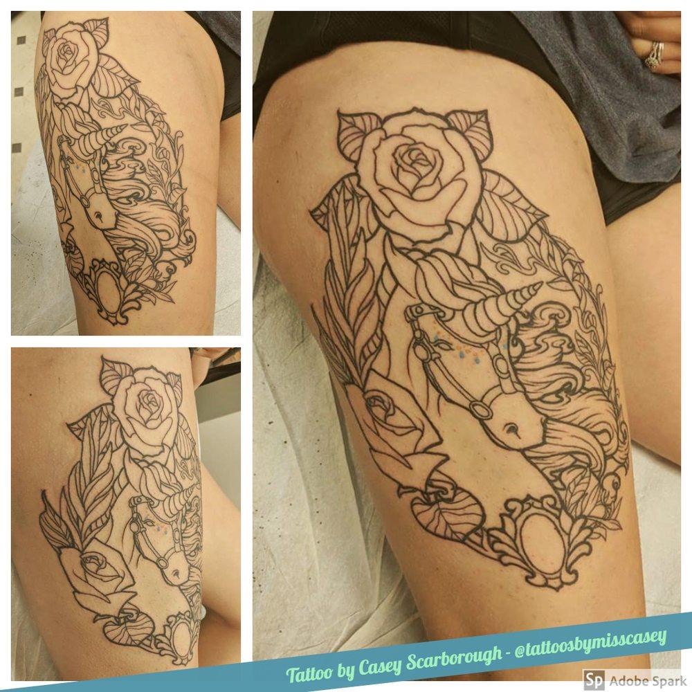 DNA Tattoo Parlor: 6091 High St W, Portsmouth, VA