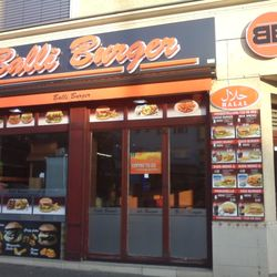 balli burger burger tempelhofer damm 143 tempelhof. Black Bedroom Furniture Sets. Home Design Ideas